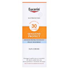 EUCERIN Sun Creme LSF 30 + gratis Eucerin Sun Oil Control Body LSF50+ 50 Milliliter - Rückseite