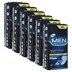 TENA MEN Level 2 Einlagen 6x20 Stück