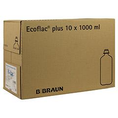 RINGER LACTAT n.Hartm.B.Braun Ecofl.Plus Inf.-Lsg. 10x1000 Milliliter N2