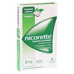 Nicorette 2mg freshmint 30 Stück