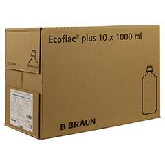 RINGER LÖSUNG B.Braun Ecoflac Plus 10x1000 Milliliter N2