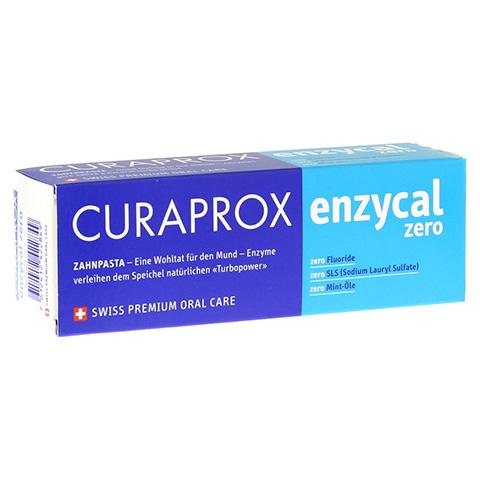 CURAPROX enzycal zero Zahnpasta 75 Milliliter