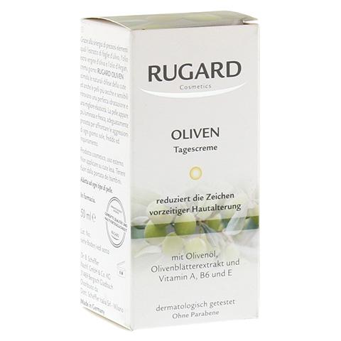 RUGARD Oliven Tagescreme 50 Milliliter