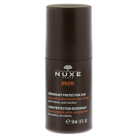 NUXE Men Deodorant Protection 24h 50 Milliliter