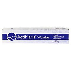ACTIMARIS Wundgel 20 Gramm - Vorderseite