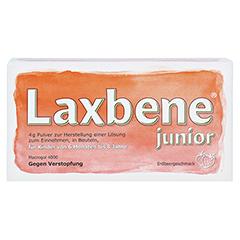Laxbene junior 4g 30x4 Gramm N2 - Vorderseite