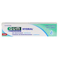 GUM HYDRAL Zahnpasta 75 Milliliter - Vorderseite