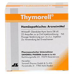 THYMORELL Injektionslösung in Ampullen 25x2 Milliliter N3 - Vorderseite