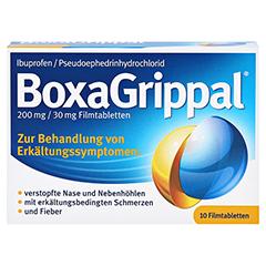 BOXAGRIPPAL 200 mg/30 mg Filmtabletten 10 Stück - Vorderseite