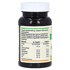 COLOSTRUM BIO 800 mg/tgl.Kapseln 60 Stück - Linke Seite