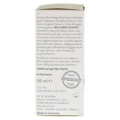 RUGARD Oliven Tagescreme 50 Milliliter - Linke Seite