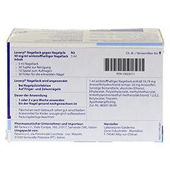 Loceryl 5 Milliliter N2 - Rechte Seite