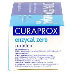 CURAPROX enzycal zero Zahnpasta 75 Milliliter - Rechte Seite