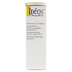 Ideos 500mg/400I.E. 30 Stück - Rechte Seite
