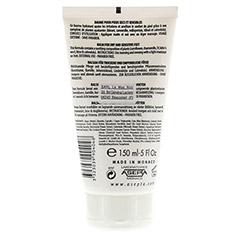 AKILEINE Phyto Balsam für empfindliche Füße 150 Milliliter - Rückseite