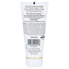 OLIVENÖL Schönheits-Elixir Handpflege Creme 100 Milliliter - Rückseite