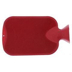 FASHY Wärmflasche Halblamelle cranberry 1 Stück - Rückseite