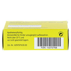 ALPHA LIPOGAMMA 600 mg Filmtabletten 30 Stück N1 - Unterseite