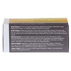 PROSAN Omega 3 Kapseln 60 Stück - Unterseite