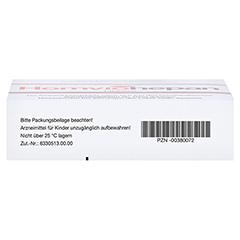 HOMVIOHEPAN Tabletten 75 Stück N1 - Unterseite