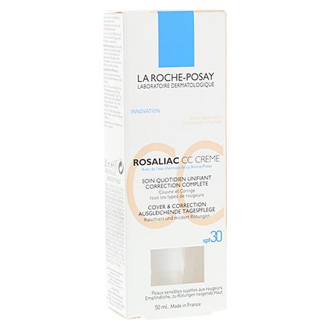 ROCHE-POSAY Rosaliac CC Creme 50 Milliliter