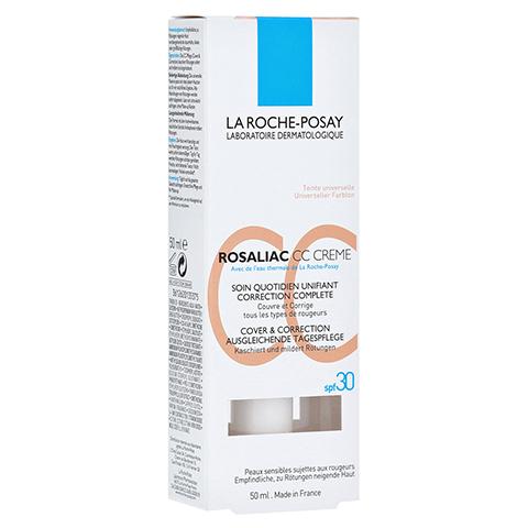 La Roche-Posay Rosaliac CC Creme Tagespflege bei Hautrötungen 50 Milliliter
