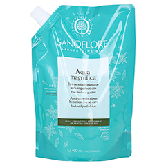 SANOFLORE Aqua Magnifica klärendes Tonic Refill 400 Milliliter