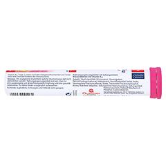 DOPPELHERZ Vitamin B12 Brausetabletten 15 Stück - Rückseite