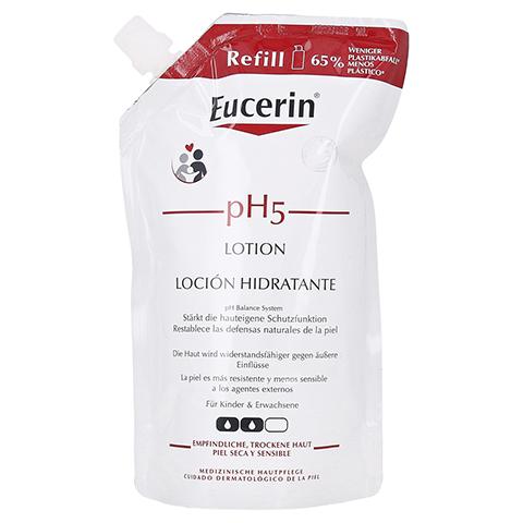 EUCERIN pH5 Lotion empfindliche Haut Nachfüll 400 Milliliter