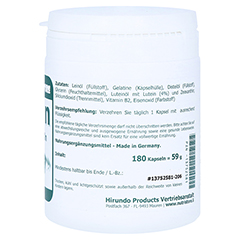 LUTEIN 20 mg Kapseln 180 Stück - Linke Seite