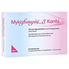 Mykofungin 3 Kombi 1 Packung N2