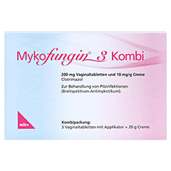 Mykofungin 3 Kombi 1 Packung N2 - Vorderseite