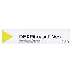 DEXPA nasal Neo Salbe 10 Gramm - Vorderseite