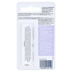 FREI ÖL Hydrolipid HydroLipstick LSF 50 4.5 Gramm - Rückseite