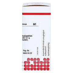 COCCULUS D 30 Globuli 10 Gramm N1 - Rechte Seite