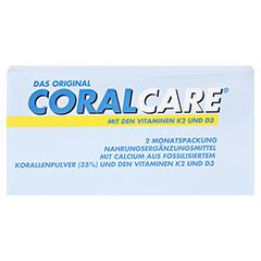CORALCARE 2-Monatspackung Pulver 60x1.5 Gramm - Vorderseite