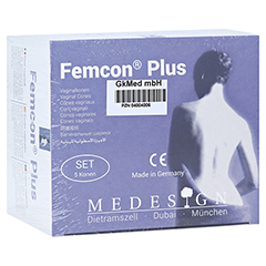 FEMCON Vaginalkonen-Set 1 Stück