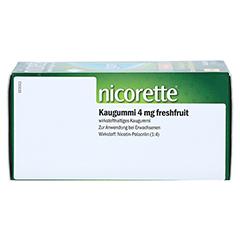 Nicorette 4mg freshfruit 105 Stück - Linke Seite