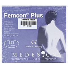 FEMCON Vaginalkonen-Set 1 Stück - Vorderseite