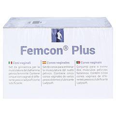 FEMCON Vaginalkonen-Set 1 Stück - Linke Seite