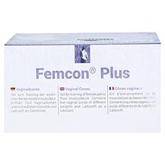 FEMCON Vaginalkonen-Set 1 Stück - Oberseite