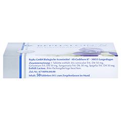REPHALGIN N Tabletten 50 Stück N1 - Unterseite