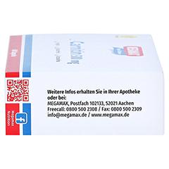 MEGAMAX L-Carnitin 500 mg Kapseln 60 Stück - Rechte Seite