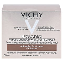 VICHY NEOVADIOL Creme normale Haut + gratis VICHY NEOVADIOL Serum 7 ml 50 Milliliter - Vorderseite