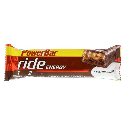 POWERBAR Ride Chocolate-Caramel 55 Gramm
