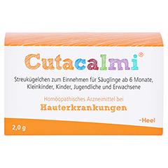 CUTACALMI Globuli 2 Gramm N1 - Vorderseite