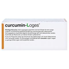 CURCUMIN-LOGES Kapseln 120 Stück - Oberseite