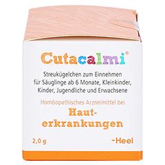CUTACALMI Globuli 2 Gramm N1 - Rechte Seite