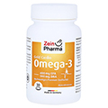 OMEGA-3 Gold Herz DHA 300mg/EPA 400mg Softgelkaps. 30 Stück
