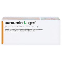 CURCUMIN-LOGES Kapseln 120 Stück - Unterseite